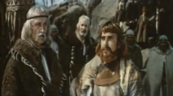 Захар Беркут фільм 1971. Кадр з фільму