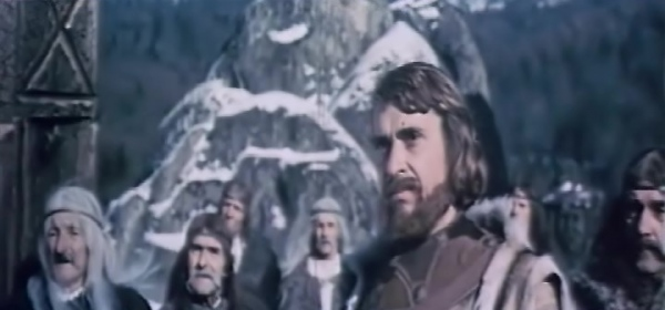 Фильм Захар Беркут 1971 - кадр из фильма
