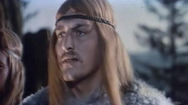 Zakhar Berkut 1971 - screenshot from movie