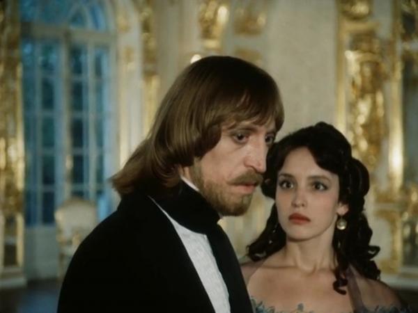 Узник замка Иф - фильм 1988. Кадр из фильма