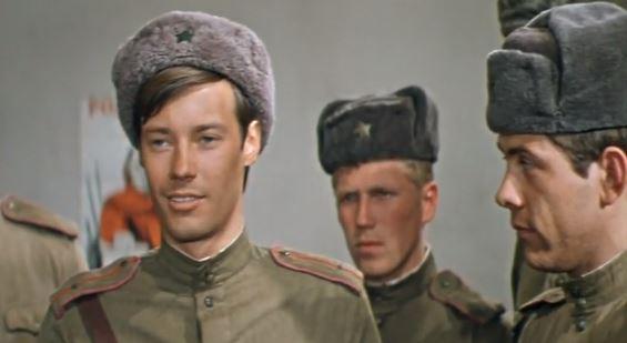 Аты-баты, шли солдаты... - фильм (1976). Кадр из фильма