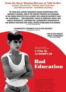 Дурное воспитание - фильм (2004) на сайте о хорошем кино Устрица
