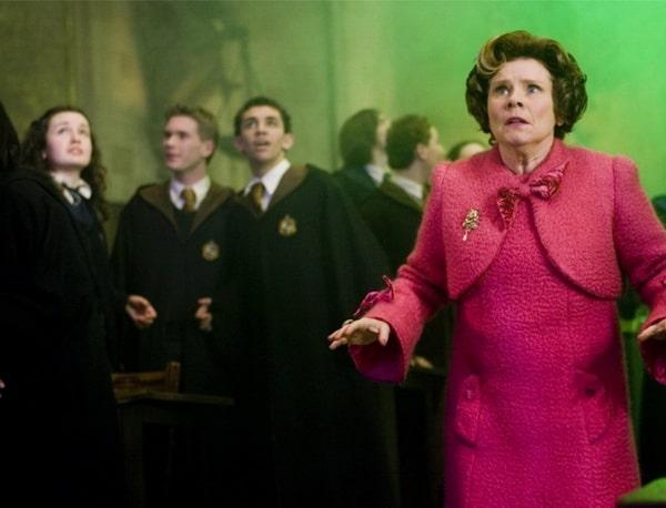 Гарри Поттер и орден Феникса - фильм (2007). Кадр из фильма
