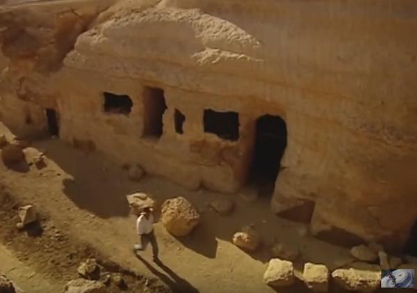 National Geographic: Тайны пирамид - фильм (2002). Кадр из фильма