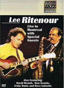 Lee Ritenour. Live in Montreal - фильм (1991) на сайте о хорошем кино Устрица