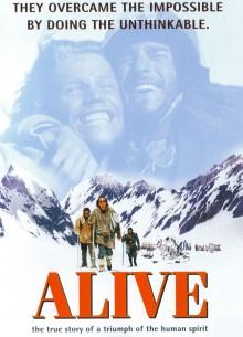 Выжить - фильм (1993) на сайте о хорошем кино Устрица