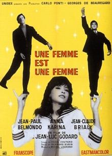 Женщина есть женщина - фильм (1961) на сайте о хорошем кино Устрица