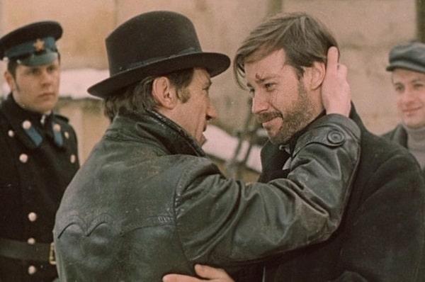 Место встречи изменить нельзя - фильм (1979). Кадр из фильма