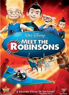 В гости к Робинсонам - фильм (2007) на сайте о хорошем кино Устрица