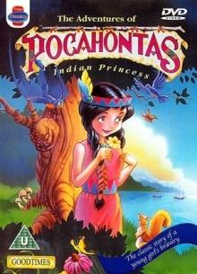 Приключения Покахонтас, Индейской принцессы - фильм (1994) на сайте о хорошем кино Устрица