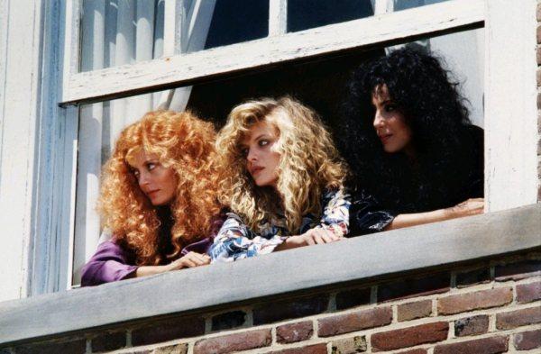 Иствикские ведьмы - фильм (1987). Кадр из фильма