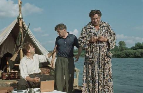 Верные друзья - фильм (1954). Кадр из фильма