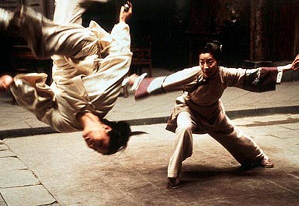 Крадущийся тигр, затаившийся дракон - фильм (2000). Кадр из фильма