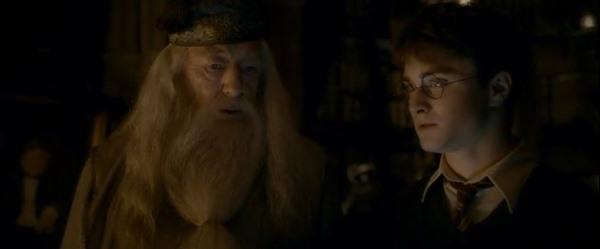 Гарри Поттер и Принц-полукровка - фильм (2009). Кадр из фильма