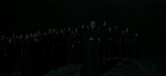 Гарри Поттер и Дары смерти: Часть 2 - фильм (2011). Кадр из фильма