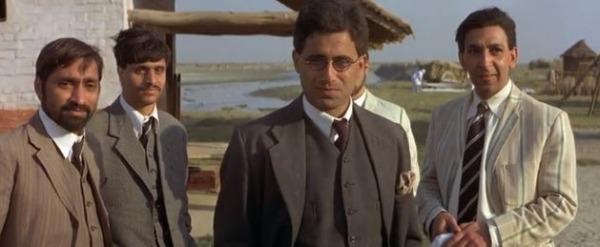Ганди - фильм (1982). Кадр из фильма