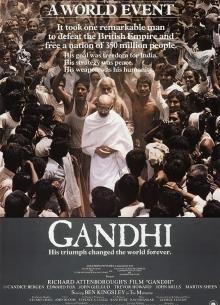 Ганди - фильм (1982) на сайте о хорошем кино Устрица