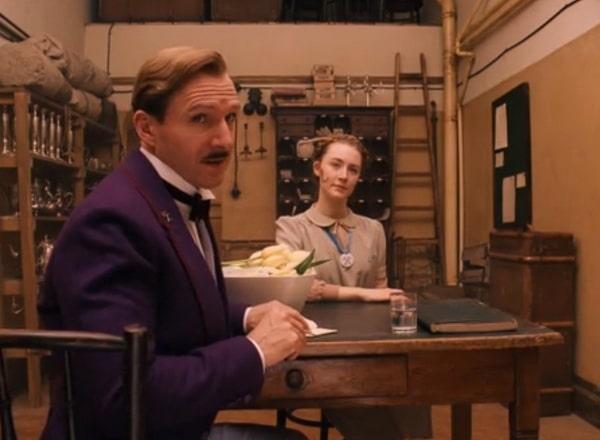 Отель «Гранд Будапешт» - фильм (2014). Кадр из фильма