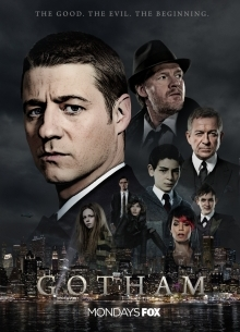 Готэм - сериал (2014-2019) на сайте о лучших фильмах и сериалах Устрица