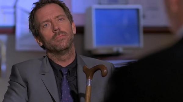 Доктор Хаус - сериал (2004-2012). Кадр из сериала