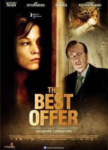 Лучшее предложение - фильм (2013) на сайте о хорошем кино Устрица