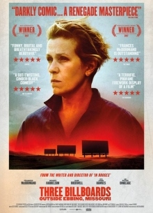 Три билборда на границе Эббинга, Миссури - фильм (2017) на сайте о хорошем кино Устрица