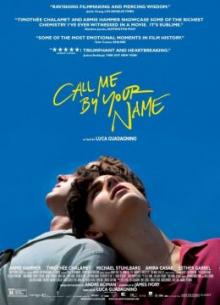 Зови меня своим именем - фильм (2017) на сайте о хорошем кино Устрица