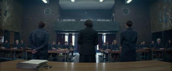 Красный воробей - фильм (2018). Кадр из фильма
