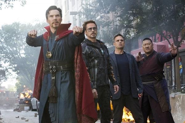 Мстители: Война бесконечности - кадр из фильма