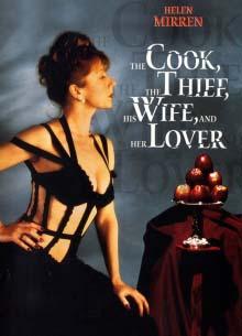 Повар, вор, его жена и ее любовник - фильм (1989) на сайте о хорошем кино Устрица