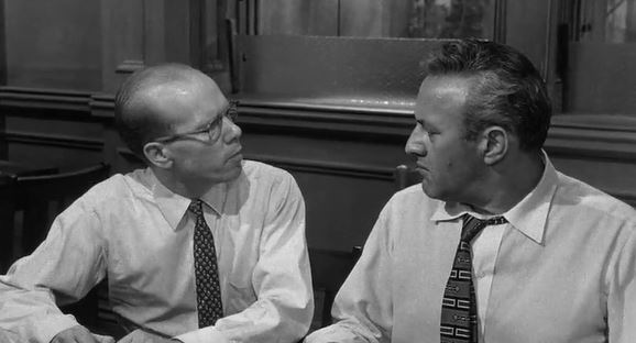 12 разгневанных мужчин - фильм (1957). Кадр из фильма