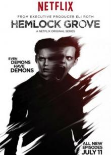 Хемлок Гроув - сериал (2013-2015) на сайте о лучших фильмах и сериалах Устрица