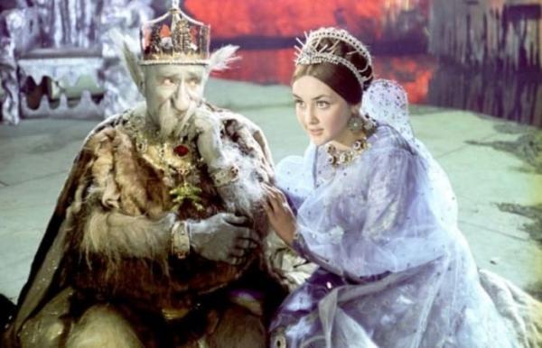 Варвара краса длинная коса - кадр из фильма
