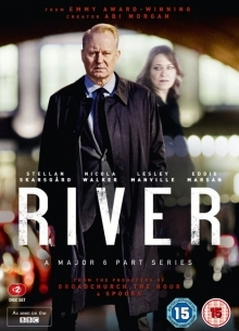 Ривер - сериал (2015) на сайте о лучших фильмах и сериалах Устрица
