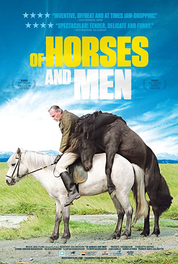 О лошадях и людях - фильм (2013) на сайте о хорошем кино Устрица