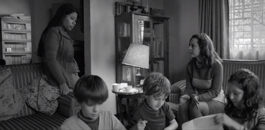 Рома - фильм (2018). Кадр из фильма