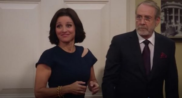 Вице-президент - кадр из сериала