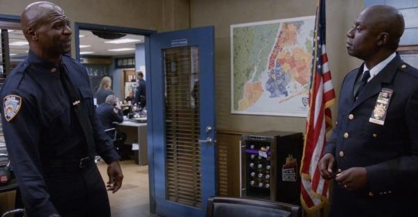 Бруклин 9-9 - сериал (2013). Кадр из сериала