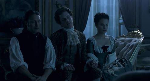 Королевский роман - фильм (2012). Кадр из фильма
