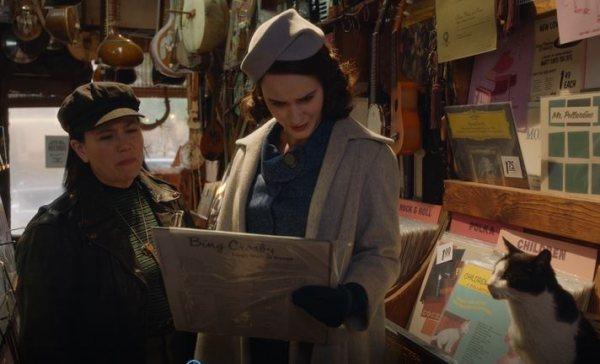 Удивительная миссис Мейзел - сериал (2017). Кадр из сериала