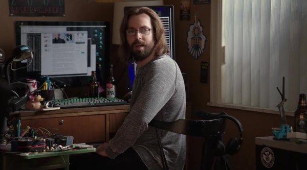 Кремниевая долина - сериал (2014). Кадр из сериала