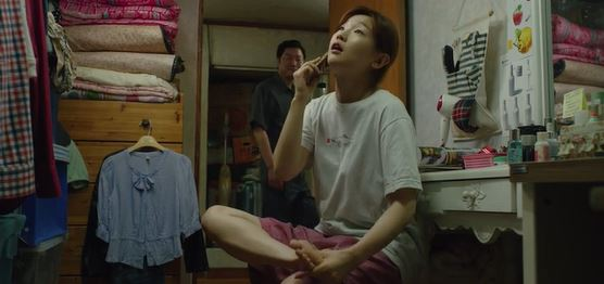 Паразиты - фильм (2019). В ролях: Сон Кан Хо, Сон-гюн Ли, Чо Ёджон, У-щик Чхве, Со-дам Пак, Пак Со Чжун