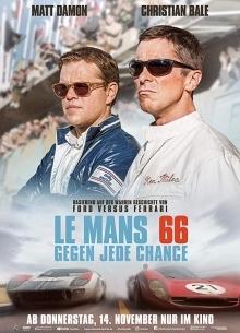 Аутсайдеры: Ford против Ferrari - фильм (2019) на сайте о хорошем кино Устрица