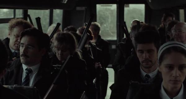 Лобстер - фильм (2015). Кадр из фильма