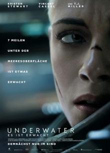 Под водой - фильм (2020) на сайте о хорошем кино Устрица