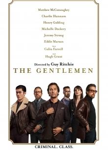 Джентльмены - фильм (2020) на сайте о хорошем кино Устрица