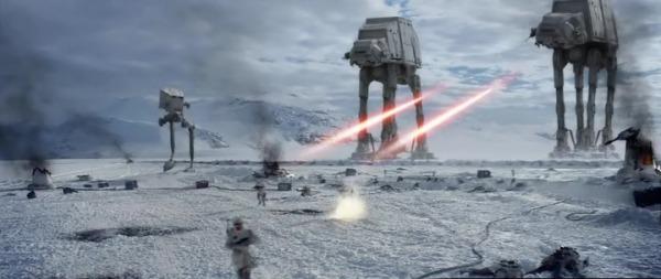 Звездные войны. Эпизод V: Империя наносит ответный удар - фильм (1980). Кадр из фильма