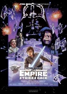 Звездные войны. Эпизод V: Империя наносит ответный удар - фильм (1980) на сайте о хорошем кино Устрица