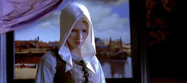 Девушка с жемчужной сережкой - фильм (2003). Кадр из фильма