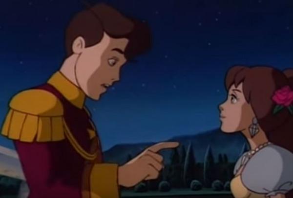 Золушка - мультфильм (1994). Кадр из мультфильма